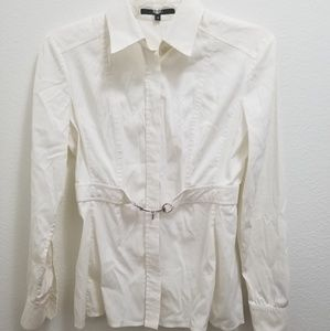 GUCCI White Blouse